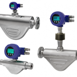 Coriolis Mass Flowmeter (Gas Application)